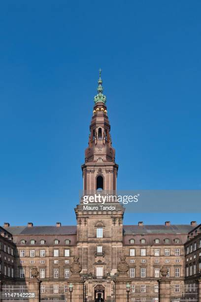 christiansborg palace, copenhagen denmark - mauro tandoi stock pictures, royalty-free photos & images