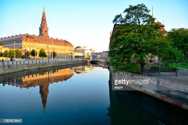 クリスチャンスボー宮殿,コペンハーゲン - クリスチャンスボー城 ストックフォトと画像