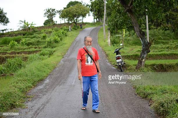 Christianus walks to Puh Sarang Church For almost seven years Christianus Hendriyanto Hendrajaya aka Hian Ong Liang has kept his wife Josphine Lisa...