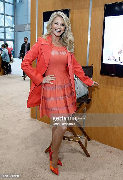 Christie Brinkley attends BookExpo America 2015 at Jacob javits Center on May 29 2015 in New York City