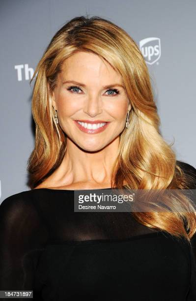 Christie Brinkley attends the 2nd annual American Made Awards at Vanderbilt Hall at Grand Central Terminal on October 15, 2013 in New York City.