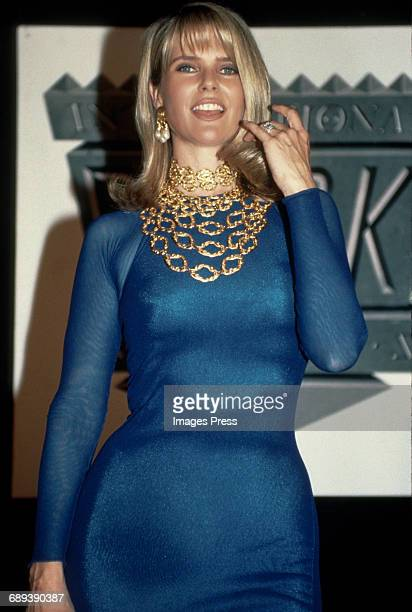 Christie Brinkley attends the 2nd Annual International Rock Awards circa 1990 in New York City