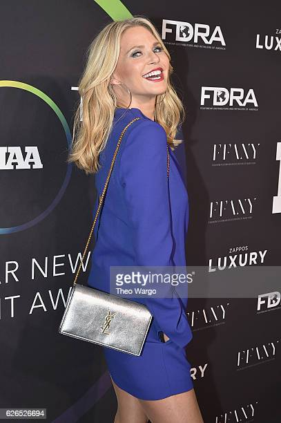 Christie Brinkley attends the 30th FN Achievement Awards at IAC Headquarters on November 29 2016 in New York City
