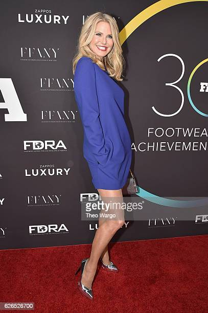 Christy Brinkley attends the 30th FN Achievement Awards at IAC Headquarters on November 29 2016 in New York City
