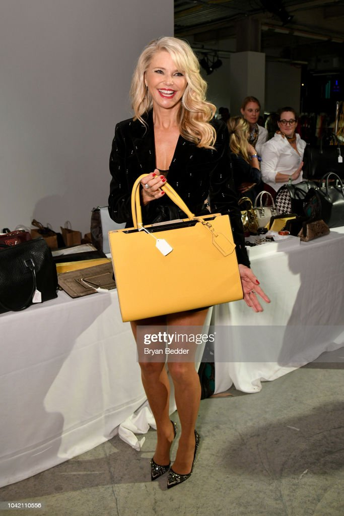 Christie Brinkley Attends The Ovarian Cancer Research Fund Alliance News Photo Getty Images