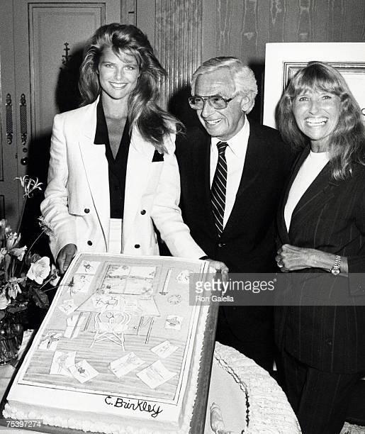 Christie Brinkley Harvey Rosenzweig and mother Marge