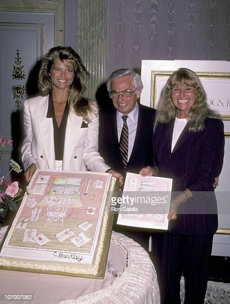Christie Brinkley Mother Marge Brinkley and Harvey Rosenweig