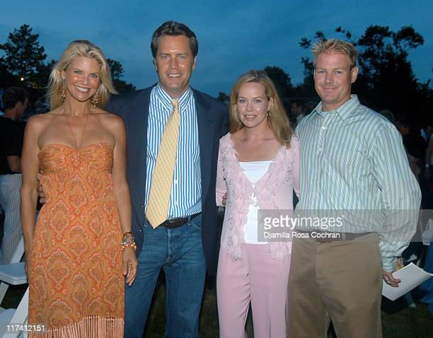 Christie Brinkley Peter Cook Trish Bergin and Randy Weichbrodt