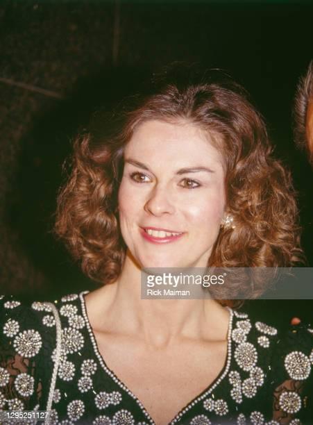 Christie Hefner au 35éme anniversaire de Playboy à New-York.