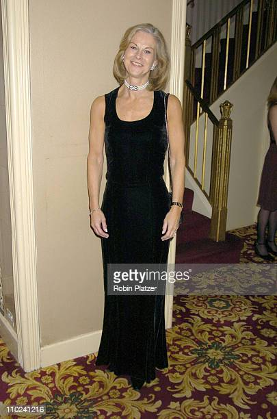 Christie Hefner during The Magazine Publishers of America Henry Johnson Fisher Awards Dinner at The Waldorf Astoria Hotel in New York New York United...