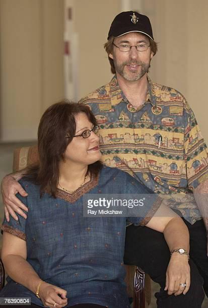 Christina Adams Writer and Anthony Leigh Adams Director of Peak Experience The Gulf Stream Hotel The 8th Annual Palm Beach International Film...