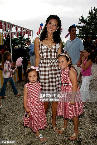Christina Addison and attend SOUTHAMPTON FRESH AIR HOME's 20th Annual American Picnic With GRUCCi Fireworks at Southampton on June 29 2007 in...
