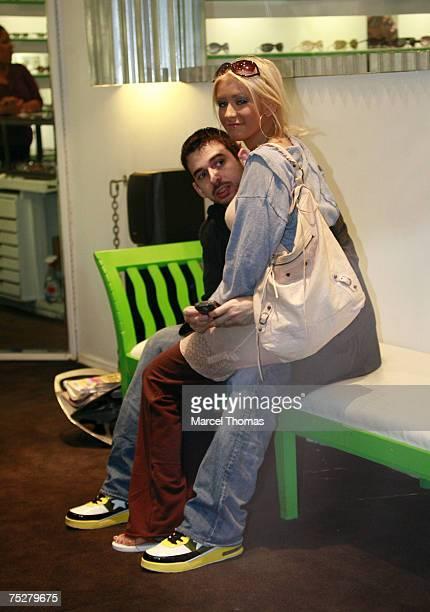 Christina Aguilera and husband Jordan Bratman