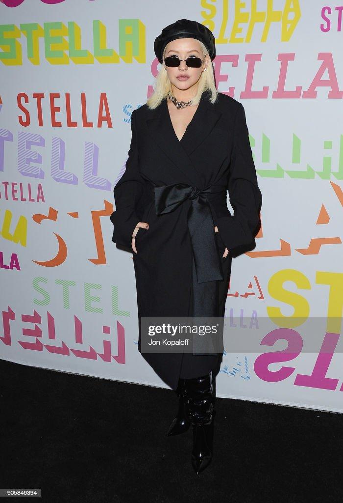 Stella McCartney's Autumn 2018 Collection Launch : News Photo