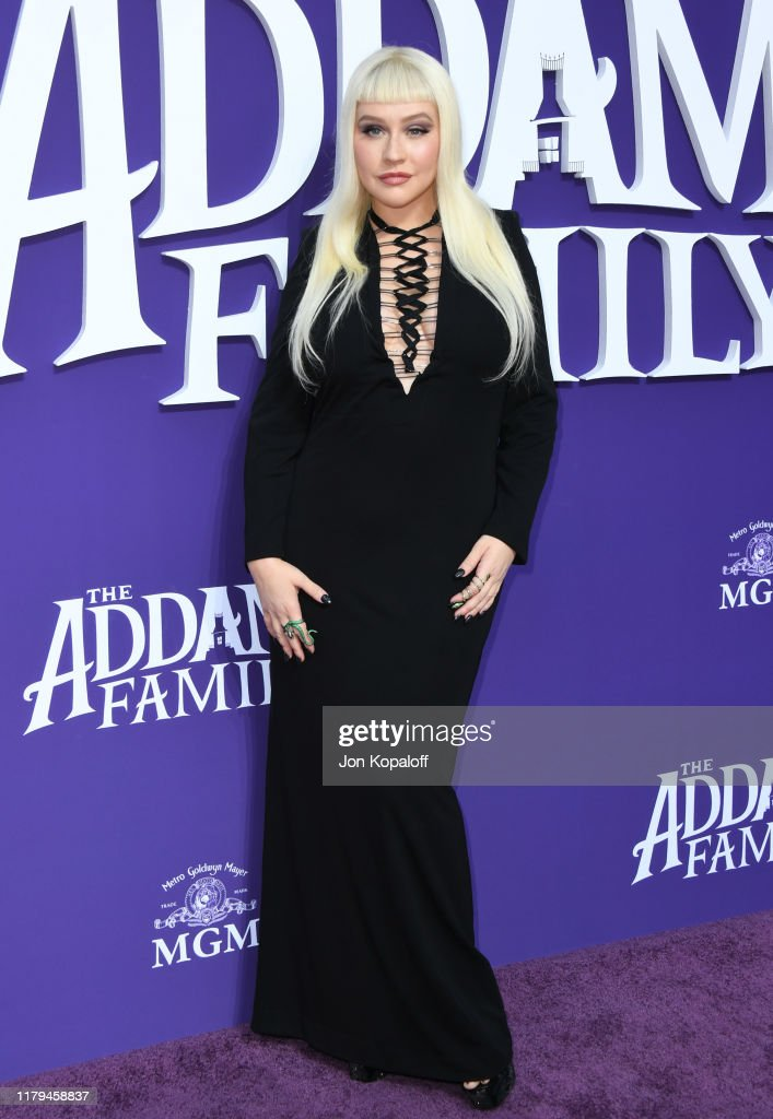 "Premiere Of MGM's ""The Addams Family"" - Arrivals : News Photo"