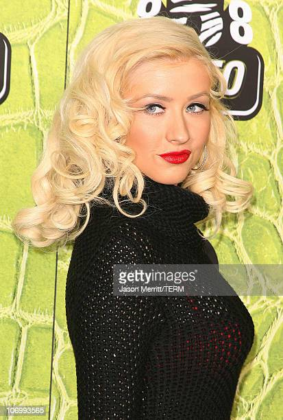Christina Aguilera during Motorola's 8th Anniversary Party Featuring a Performance by Christina Aguilera Arrivals at Hollywood Palladium in Hollywood...