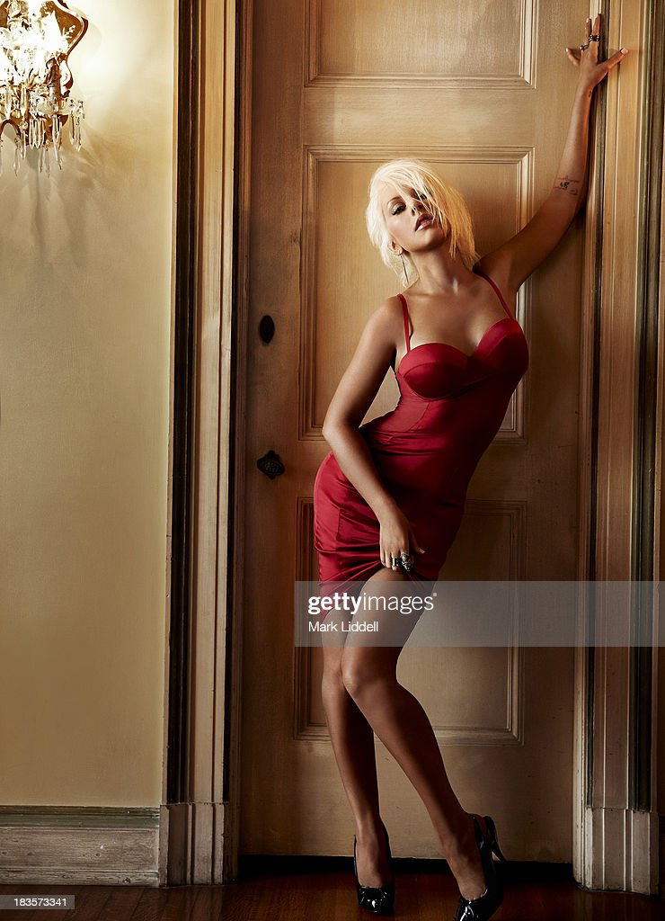Christina Aguilera, Maxim, October 1, 2013
