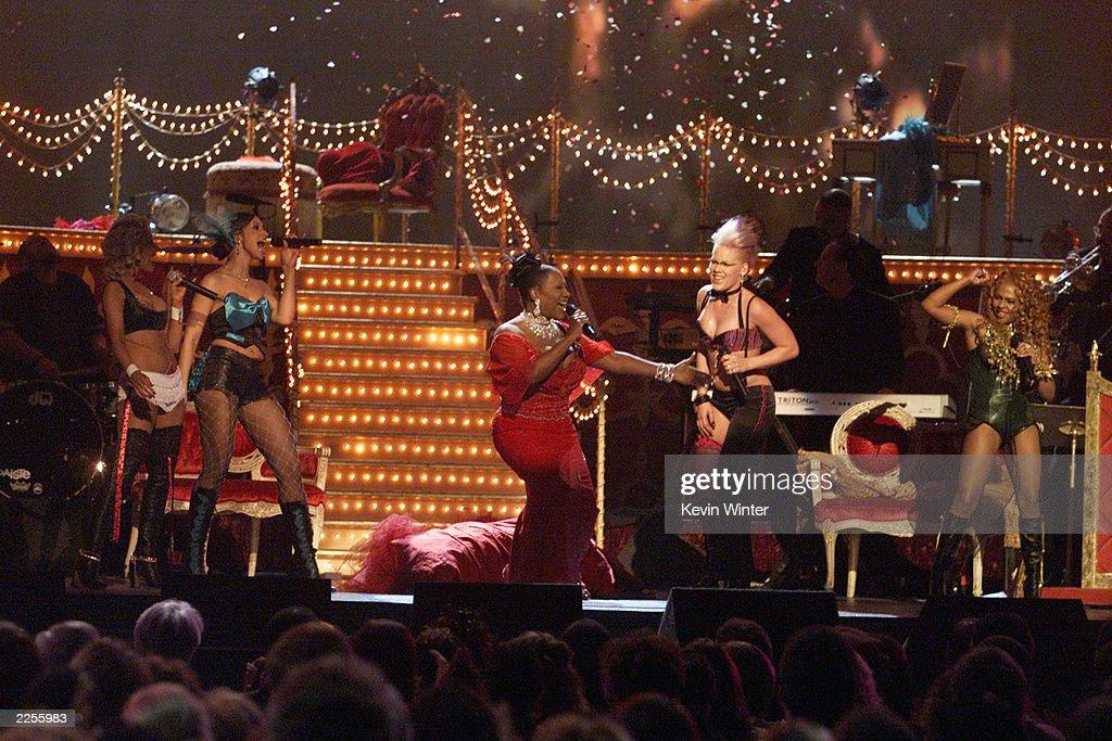 44th Annual Grammy Awards - Show : News Photo