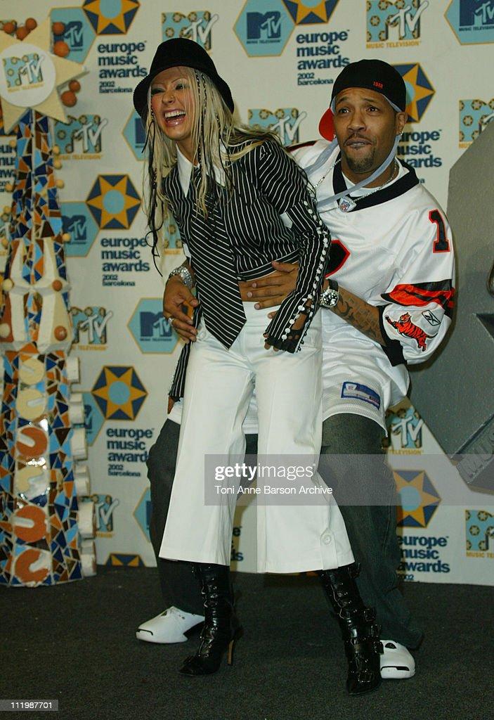 2002 MTV European Music Awards - Press Room