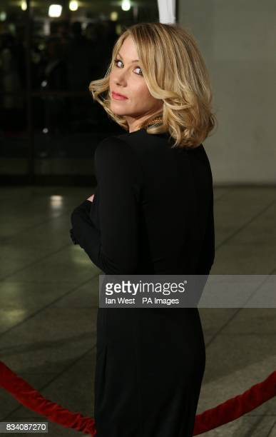 Christina Applegate arrives at the premiere for Over Her Dead Body at the Arclight Theatre Los Angeles