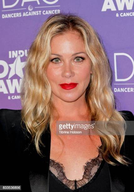 Christina Applegate attends the 2017 Industry Dance Awards and Cancer Benefit Show at Avalon on August 16 2017 in Hollywood California