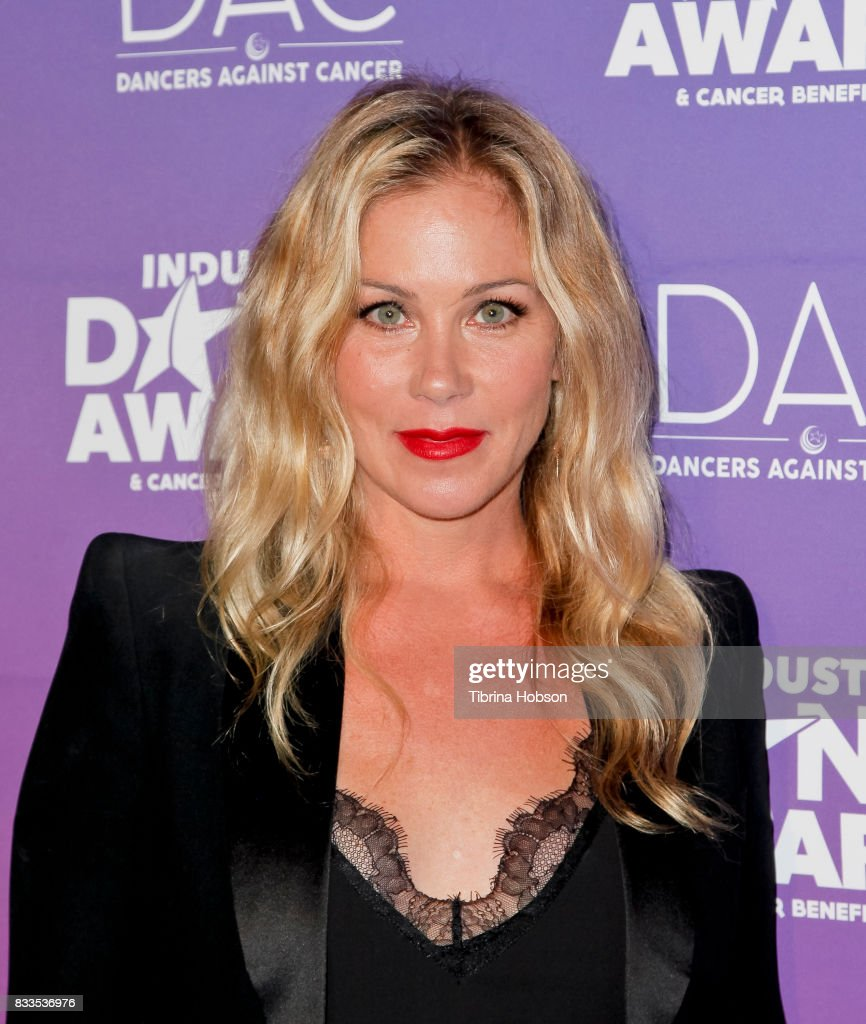 Christina Applegate attends the 2017 Industry Dance Awards and Cancer Benefit Show at Avalon on August 16, 2017 in Hollywood, California.