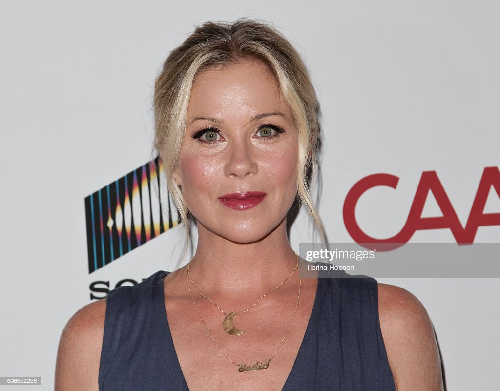 Christina Applegate attends the 26th Annual Simply Shakespeare Benefit at Freud Playhouse, UCLA on September 19, 2016 in Westwood, California.