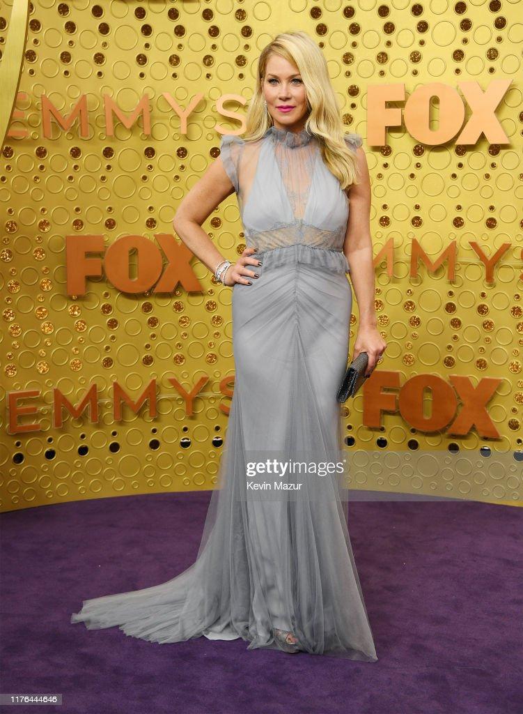 71st Emmy Awards - Arrivals : Foto jornalística