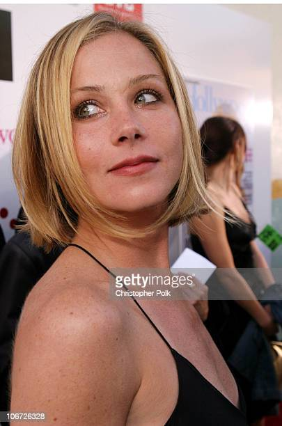 Christina Applegate during AMC Movieline's Hollywood Life Magazine's Young Hollywood Awards Arrivals by Chris Polk at El Rey Theatre in Los Angeles...