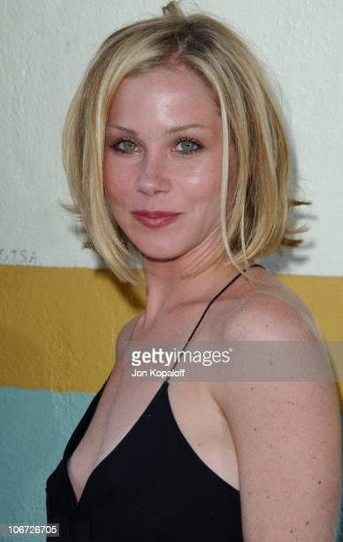 Christina Applegate during AMC Movieline's Hollywood Life Magazine's Young Hollywood Awards Arrivals by Jon Kopaloff at El Rey Theatre in Los Angeles...