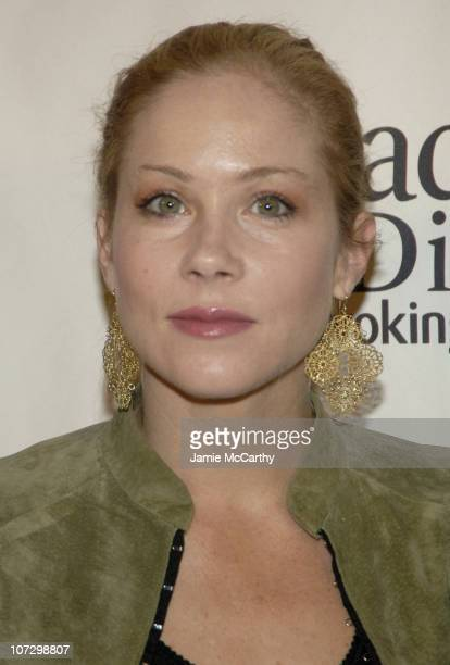 Christina Applegate during Christina Applegate and Petra Nemcova Honored at Reader's Digest and The Ad Council's 2nd Annual 'Caring Companies'...