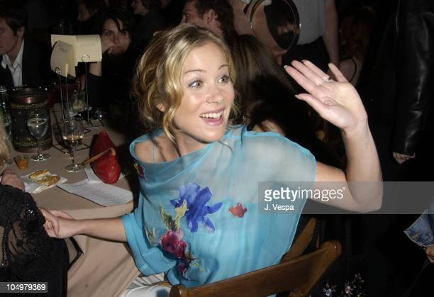 Christina Applegate during Movieline's 4th Annual Young Hollywood Awards - Inside at The Highlands in Hollywood, California, United States.