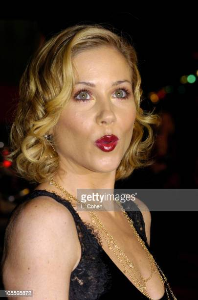 Christina Applegate during 'Surviving Christmas' Los Angeles Premiere Red Carpet at Mann Grauman's Chinese Theater in Los Angeles California United...