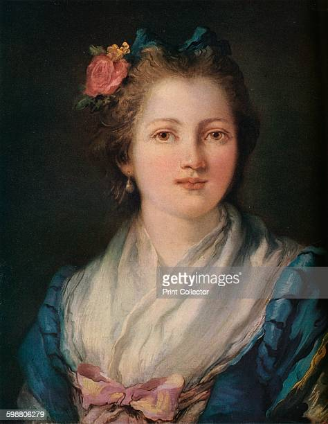 Christina circa 1762 Painting held at the Carnegie Museum of Art Pittsburgh From The Connoisseur Volume 102 [The Connoisseur Ltd London 1938] Artist...