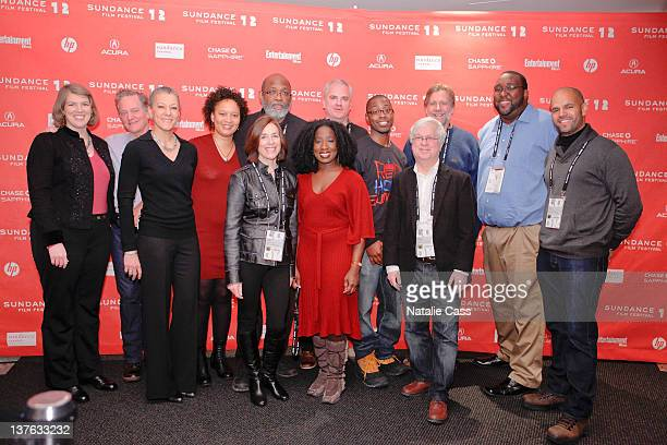 Christina Comer Composer Michael Bacon Dr Sharon Malone Line Producer Daphne McWilliams CoExecutive Producer Catherine Allan Director/Producer Sam...