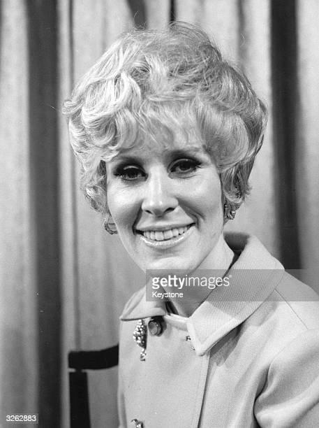 Christina Crawford adopted daughter of the film actress Joan Crawford