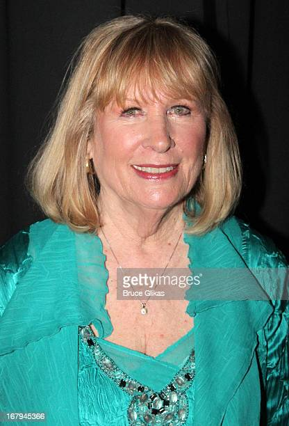 Christina Crawford attends a photo call for her new show Surviving Mommie Dearest at The Snapple Theater Center on May 2 2013 in New York City