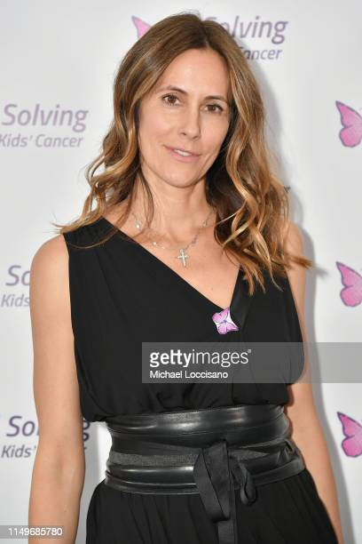 Christina Cuomo attends the Solving Kids' Cancer Annual Spring Celebration Gala at Mandarin Oriental New York on May 16, 2019 in New York City.