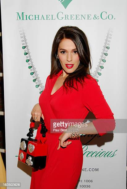 Christina DeRosa attends Eco Oscars 2013 on February 23, 2013 in Beverly Hills, California.
