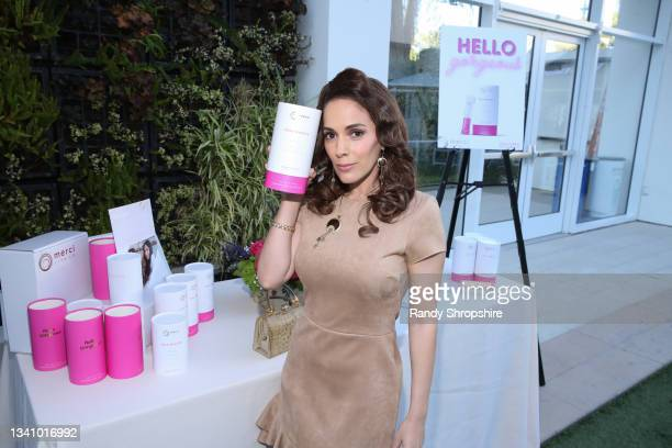 """Christina DeRosa attends the 15th Annual ECOLUXE """"Endless Summer"""" at The Beverly Hilton on September 17, 2021 in Beverly Hills, California."""
