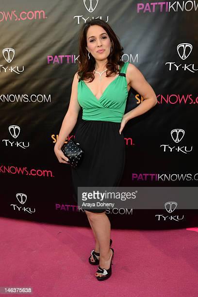 "Christina DeRosa attends the Bravo's ""Millionaire Matchmaker"" Patti Stanger Private Birthday Celebration at Koi Restaurant and Lounge on June 14,..."