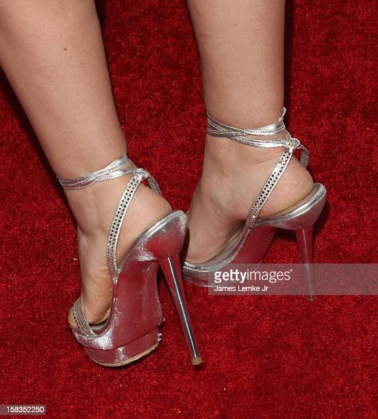 """Christina DeRosa attends the Los Angeles Screening """"Guns, Girls & Gambling"""" held at the Laemlle NoHo 7 on December 13, 2012 in North Hollywood,..."""