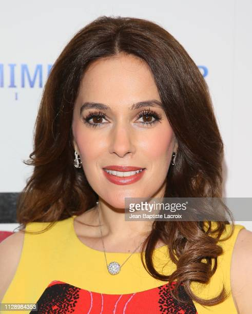 Christina Derosa attends the premiere of Lionsgate's 'The Kid' at ArcLight Hollywood on March 06 2019 in Los Angeles California
