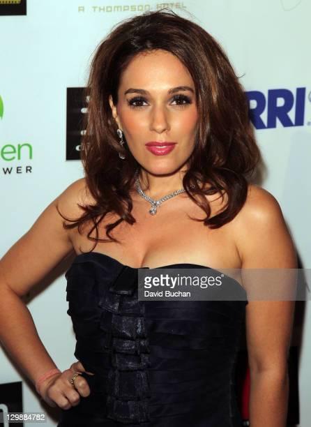 Christina DeRosa Beverly Hills Film, TV & New Media Festival - Opening Night Gala on October 20, 2011 in Hollywood, California.