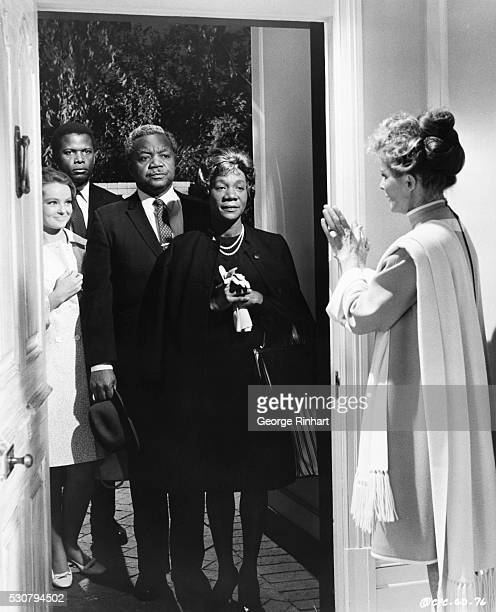 Christina Drayton welcomes the parents of her daughter's fiance into her home in the 1967 film Guess Who's Coming to Dinner Katharine Houghton plays...