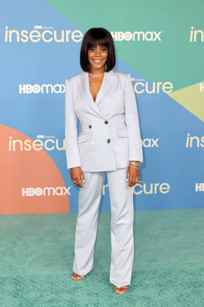 """CA: HBO's Final Season Premiere Of """"Insecure"""" - Arrivals"""