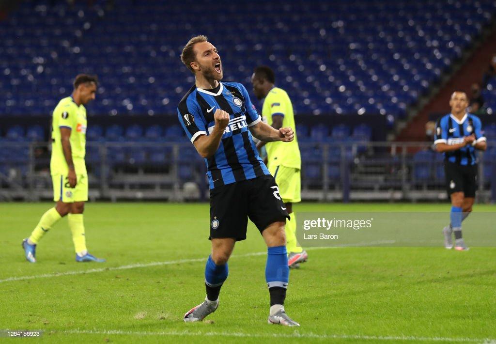FC Internazionale v Getafe CF - UEFA Europa League Round of 16 : ニュース写真