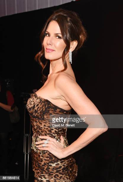 Christina Estrada attends CLUB LOVE for the Elton John AIDS Foundation in association with BVLGARI on November 29 2017 in London England