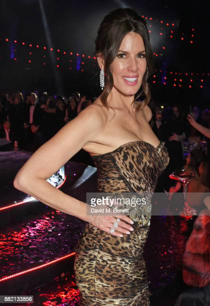Christina Estrada attends CLUB LOVE for the Elton John AIDS Foundation in association with BVLGARI after party sponsored by Belvedere Vodka on...