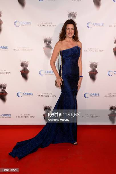 Christina Estrada attends the Snowbound Movie Event celebrating the screening of 'Snowbound' at the 70th Cannes Film Festival on May 20 2017 in...